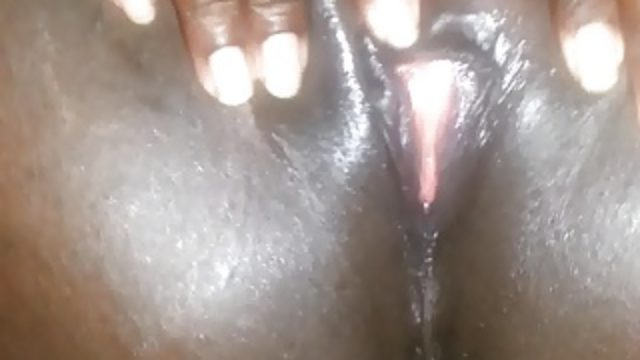 playing with pussy